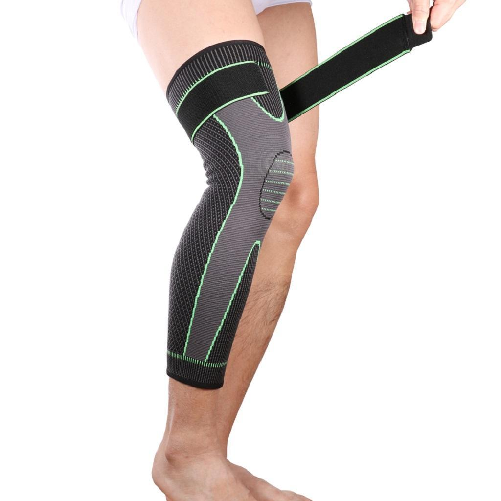 Knee-Sleeve-Brace-Support-Compression-for-Running-Sport-Gym-Joint-Pain-Arthritis thumbnail 9