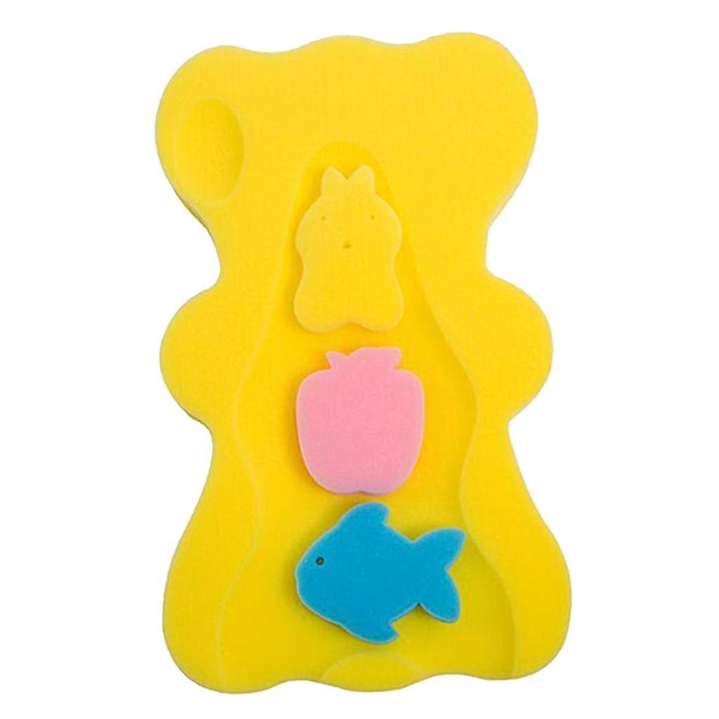 miniatura 6 - Simpatico materassino da bagno in spugna da bagno in spugna da bagno in schiuma