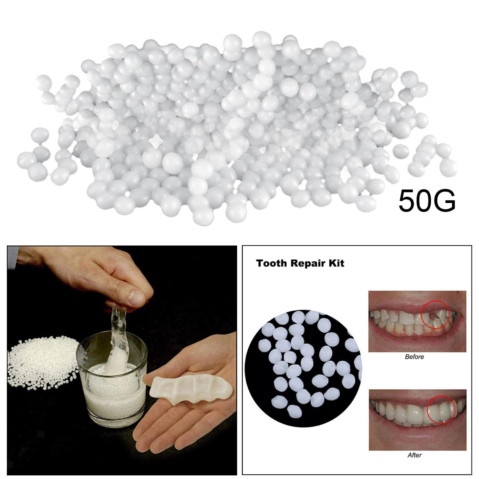 Perline-termiche-Faccette-per-denti-Perline-termiche-per-riparazione-temporanea miniatura 7