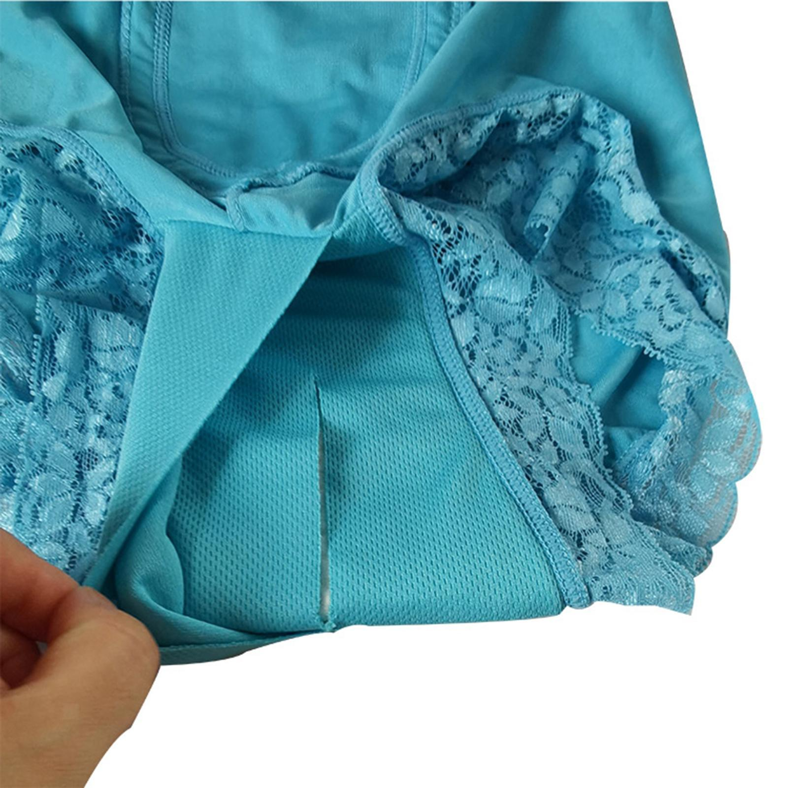 Indexbild 25 - Wiederverwendbare Inkontinenz Unterwäsche mit Pad für Frauen Menstruations