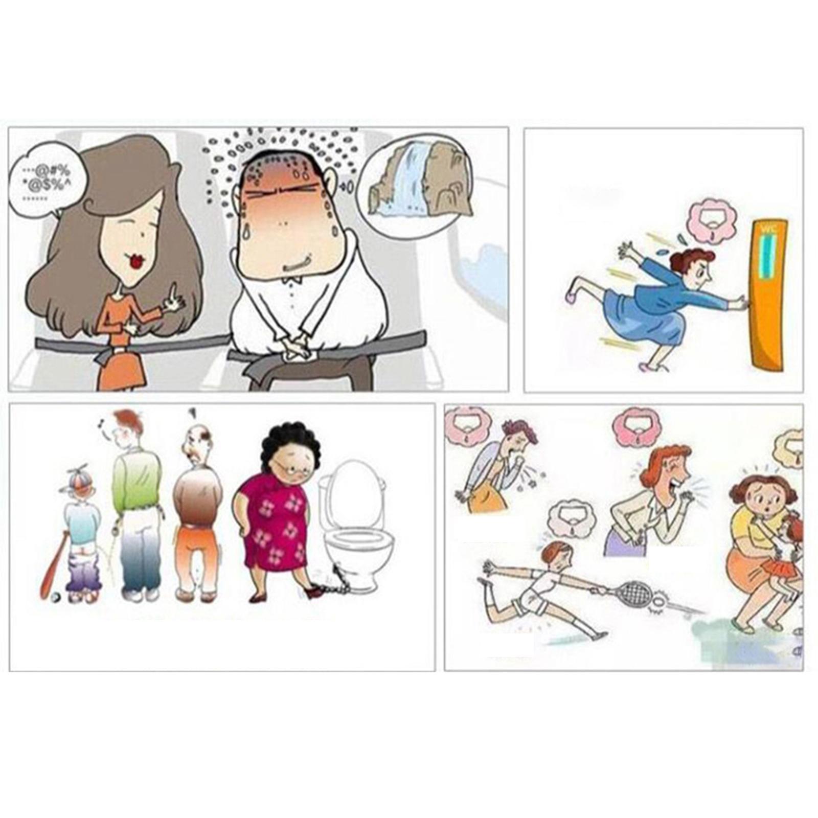 Indexbild 23 - Wiederverwendbare Inkontinenz Unterwäsche mit Pad für Frauen Menstruations