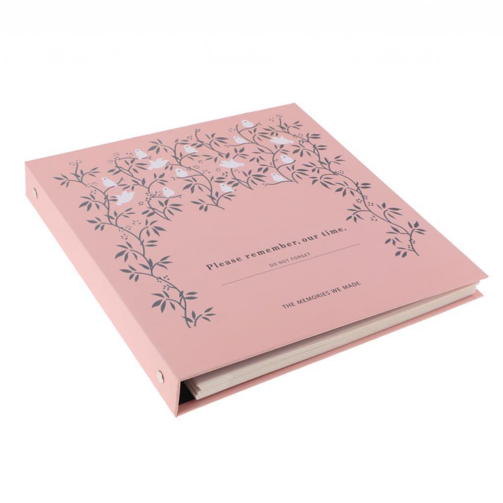 Indexbild 3 - Selbstklebendes Fotoalbum Fotoalbum Handgemachtes Erinnerungsbuch DIY