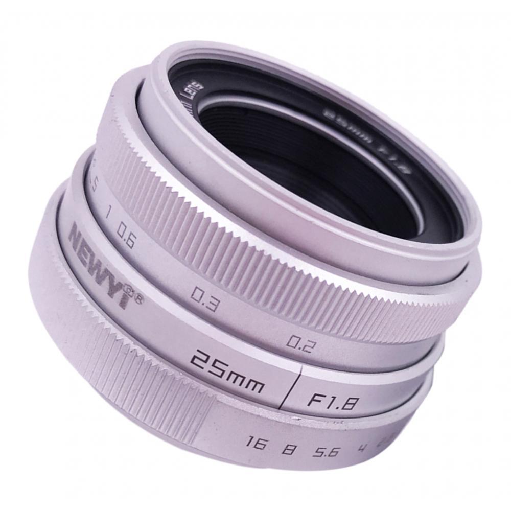 Mini-25mm-F1-8-APS-C-Television-TV-Lens-CCTV-Lens-for-16mm-C-Mount-Camera thumbnail 7