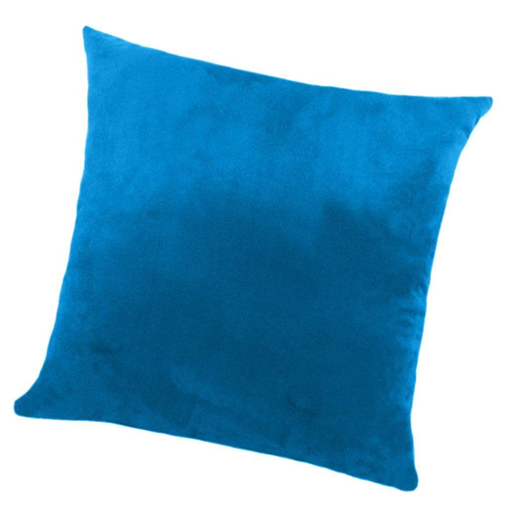 Fodera-per-cuscino-in-velluto-su-entrambi-i-lati-fodera-per-cuscino-18-x-18-039-039 miniatura 49