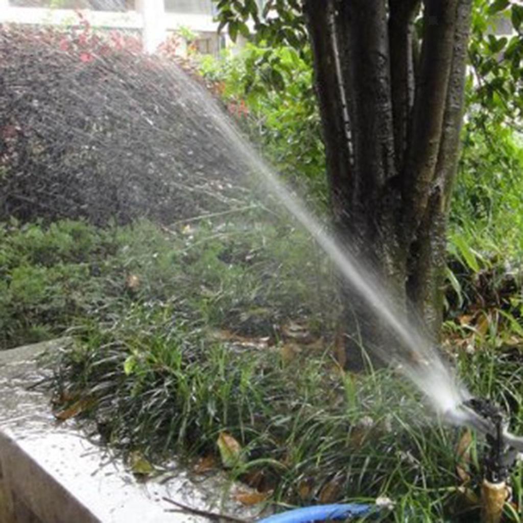 Ugello-Spruzzo-Irrigatore-Alberi-Serra-Agricoltura-Giardino-Villa-Plastica miniatura 7