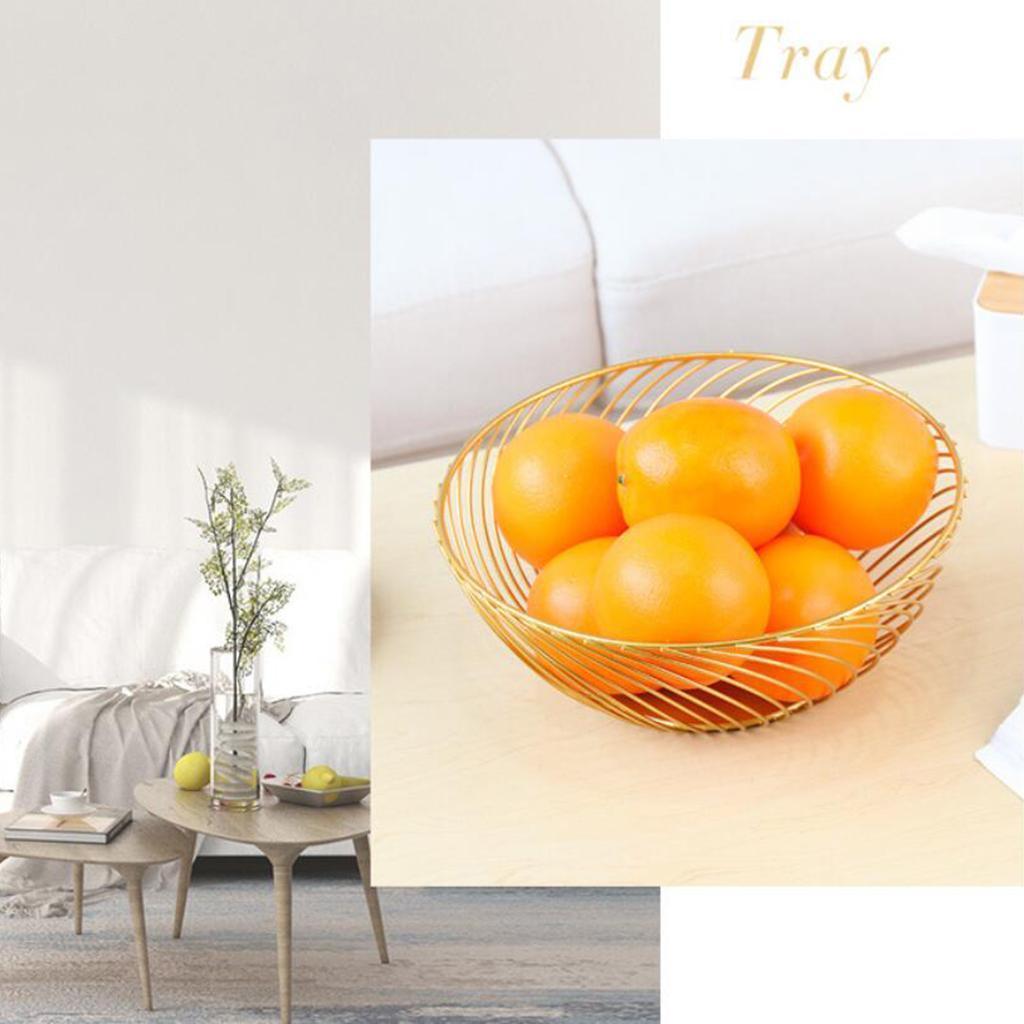 Hollow-Fruit-Plate-Cake-Snack-Dessert-Food-Tray-Dish-Platter-Spiral-Petal thumbnail 9