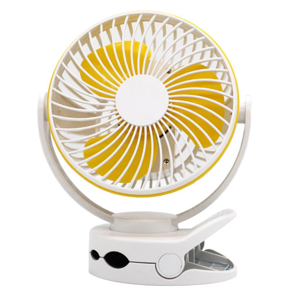 Clip-de-charge-USB-sur-ventilateur-de-bureau-avec-ventilateur-suspendu-a miniature 11