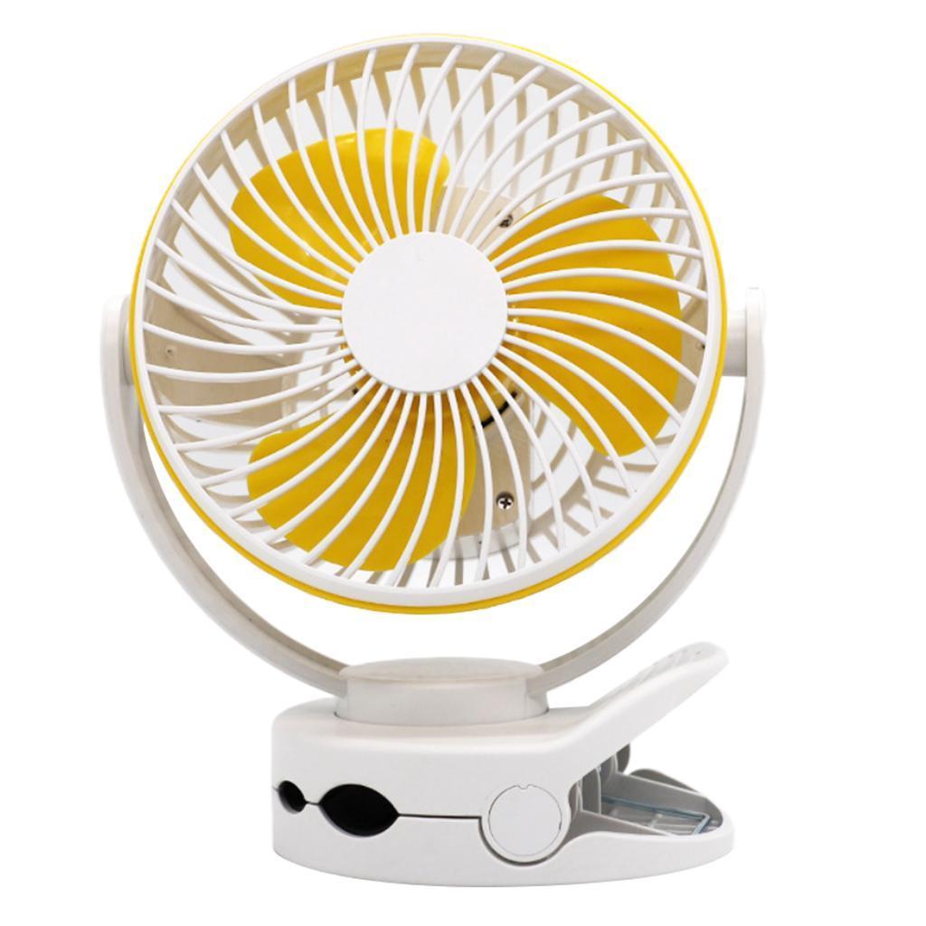 Clip-de-charge-USB-sur-ventilateur-de-bureau-avec-ventilateur-suspendu-a miniature 10