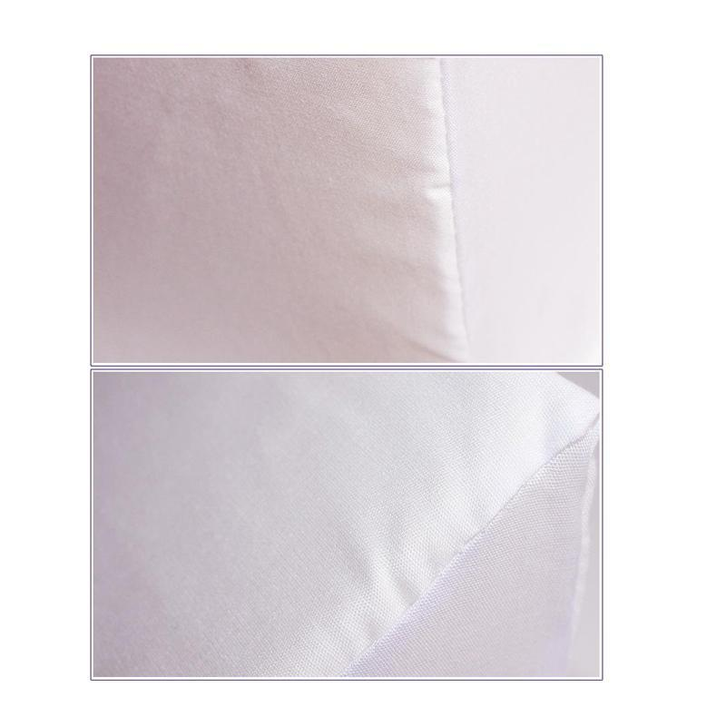 thumbnail 4 - Foam-Wedge-Pillow-Elevation-Cushion-Lumbar-Support-Cottong-or-PU-Leather-Zipper