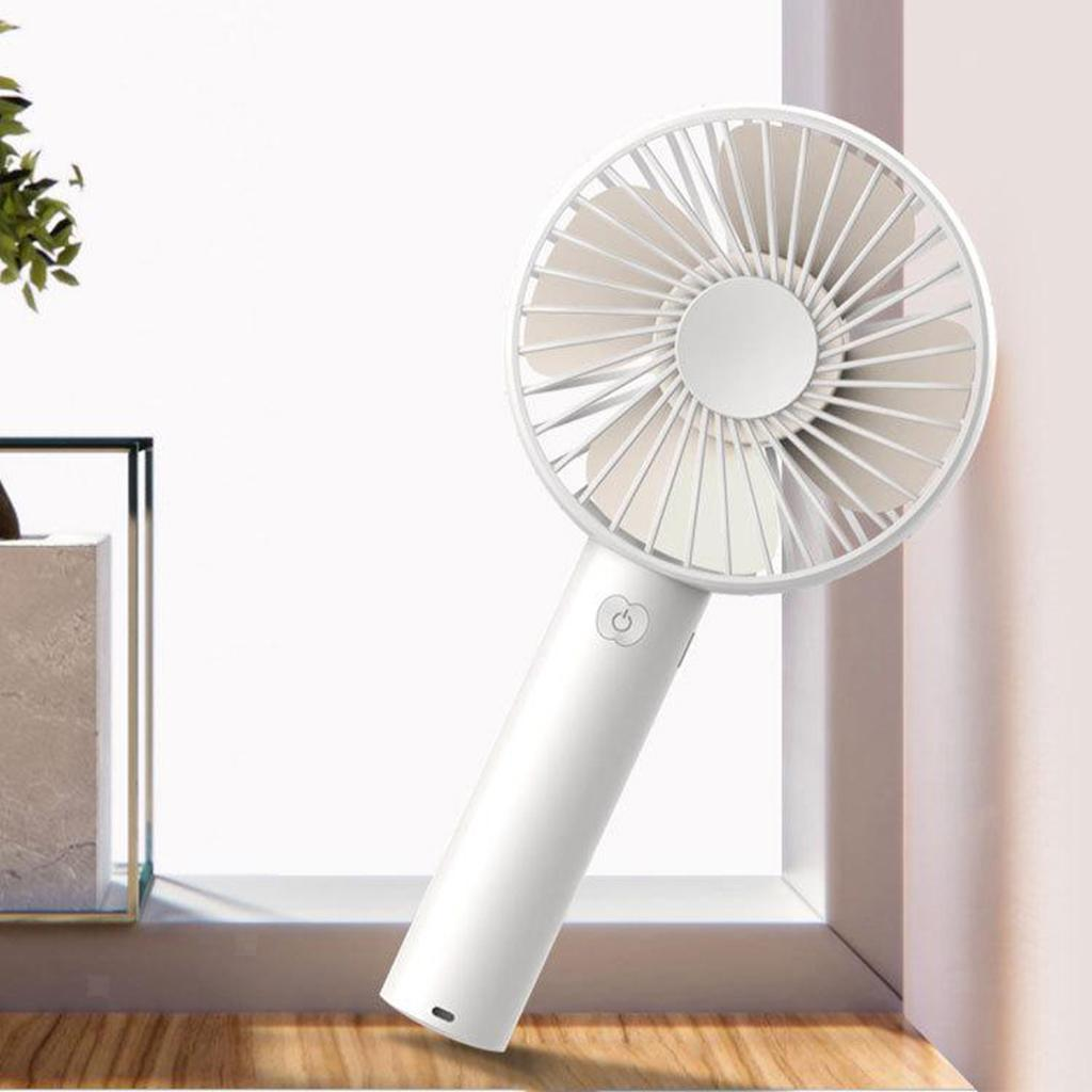 Mini-ventilateur-personnel-portatif-Rechargeable-a-piles-de-ventilateur-d-039-usb miniature 13