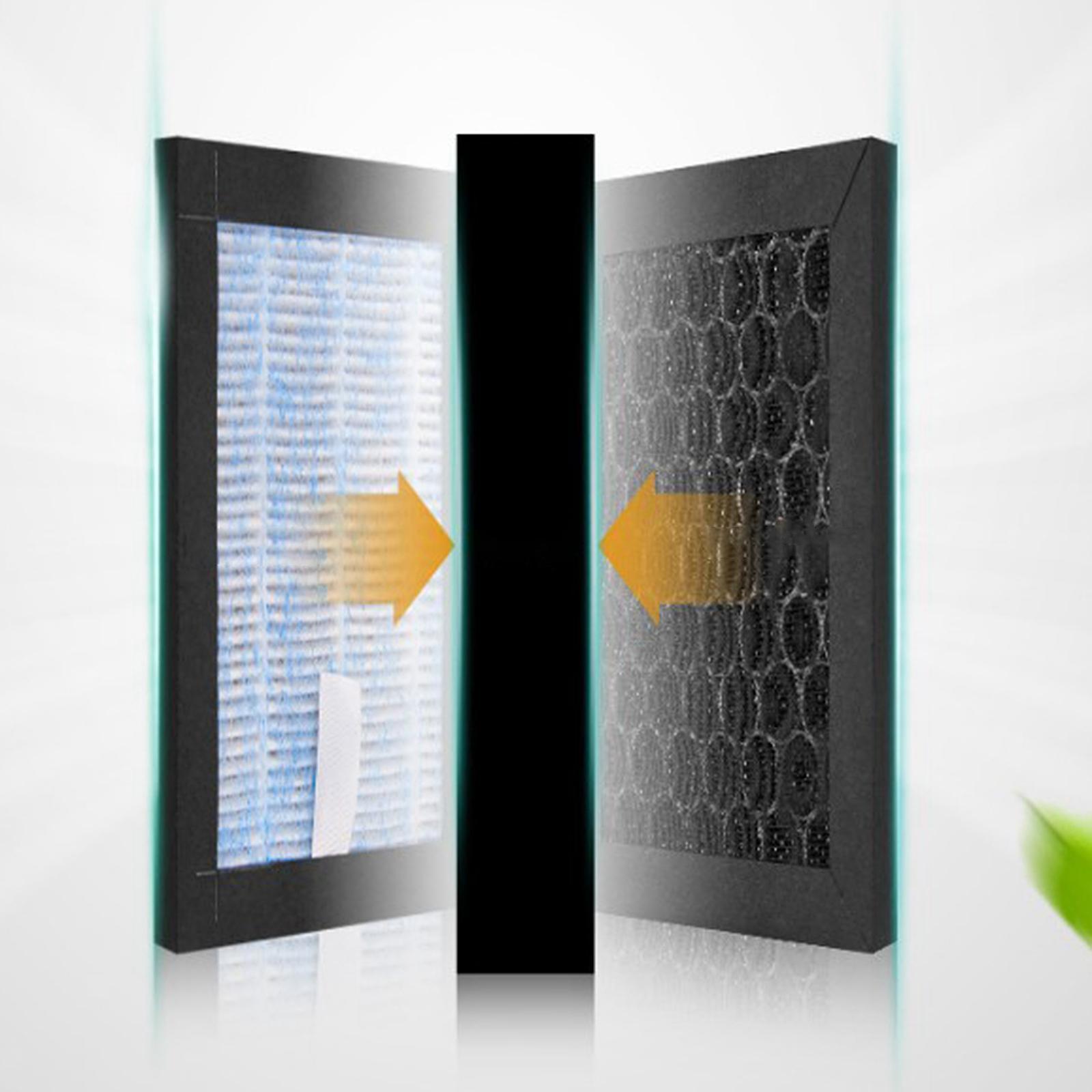 Indexbild 17 - Auto Air Purifier Luft Reiniger Deodorizer Ionisator für Home Office