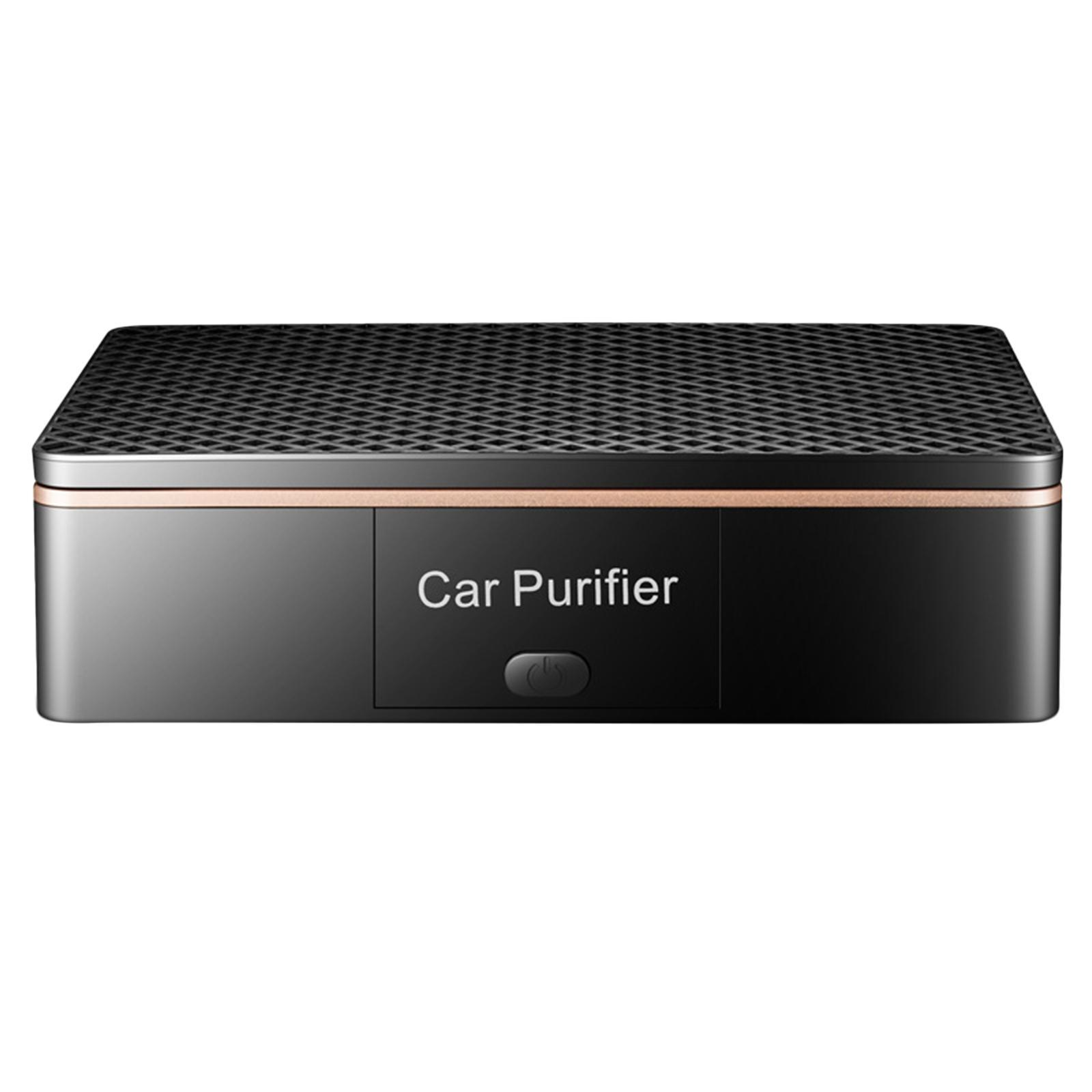 Indexbild 15 - Auto Air Purifier Luft Reiniger Deodorizer Ionisator für Home Office