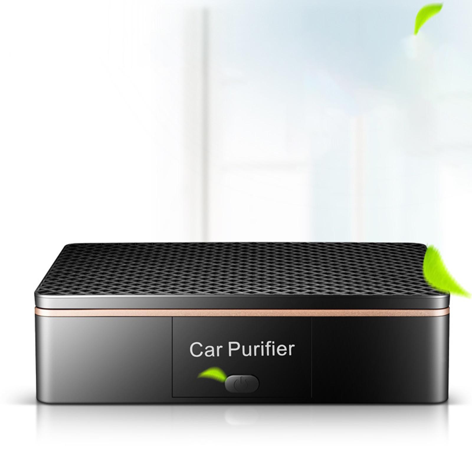Indexbild 18 - Auto Air Purifier Luft Reiniger Deodorizer Ionisator für Home Office