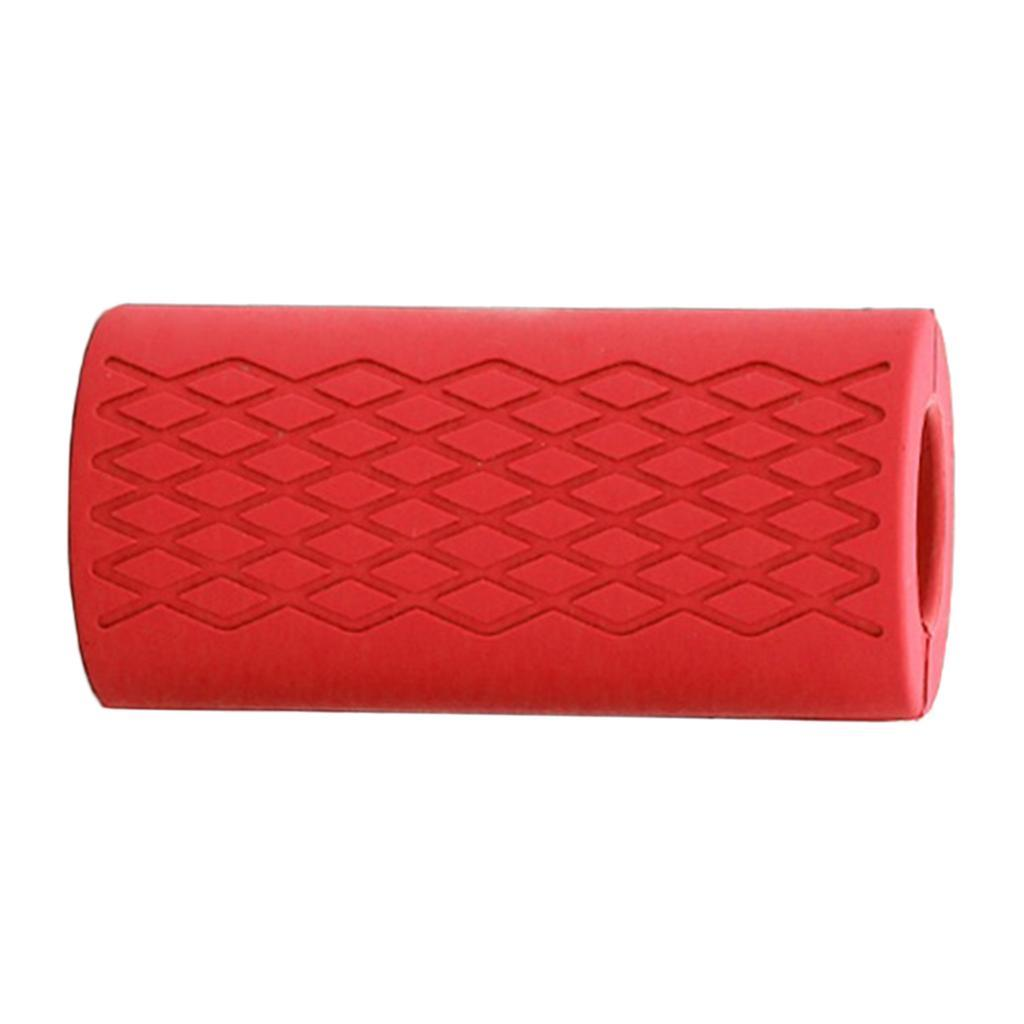 Thick-Fat-Barbell-Silicone-Grips-Home-Gym-Arm-Wrap-Bar-Dumbbell-Grip-for-Weight thumbnail 3