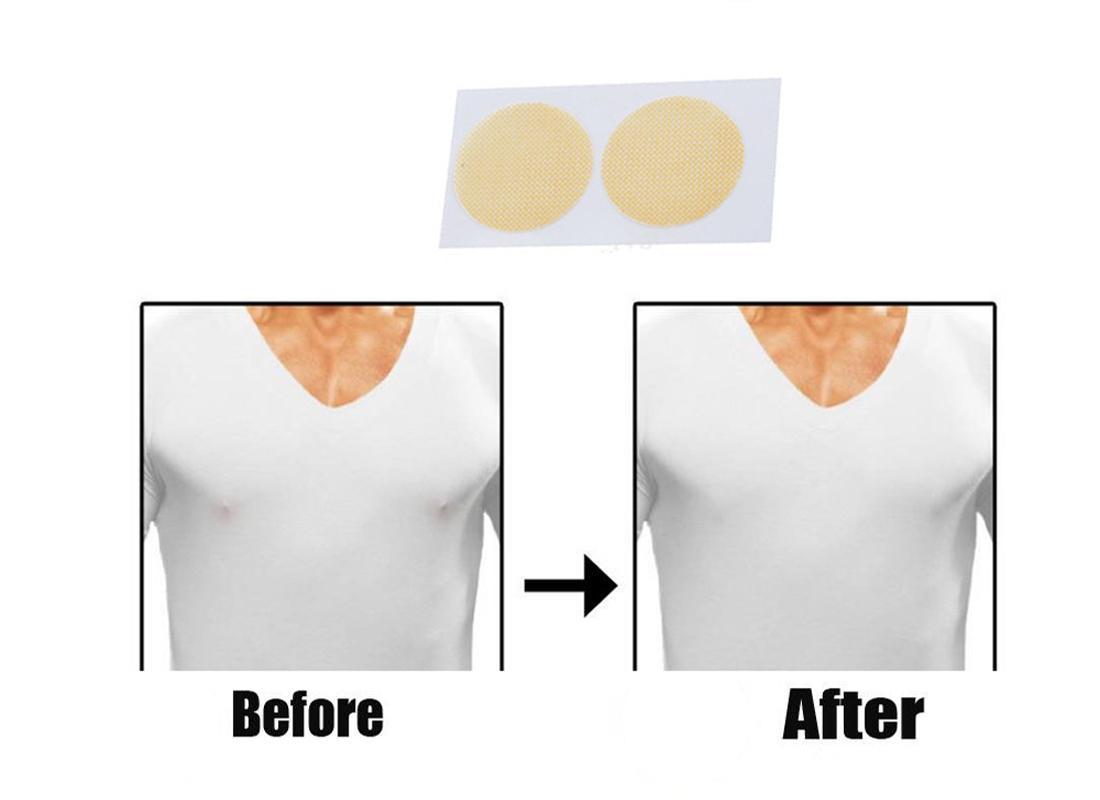 10pcs Unique Breast Cover for Breasts, Invisible Bit,