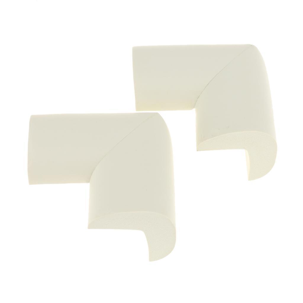 Ecken Kanten Schutz für Tisch und 10-teilig Premium Eckenschutz Kantenschutz