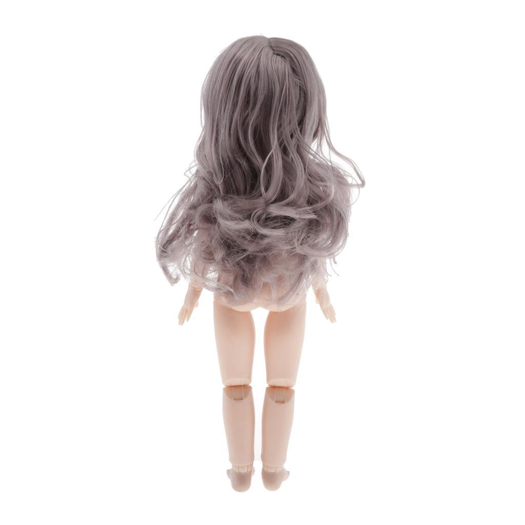 28cm-BJD-Baby-Girl-Doll-Nude-Body-Fashion-Dolls-DIY-Toy-for-Girls-Gifts thumbnail 58
