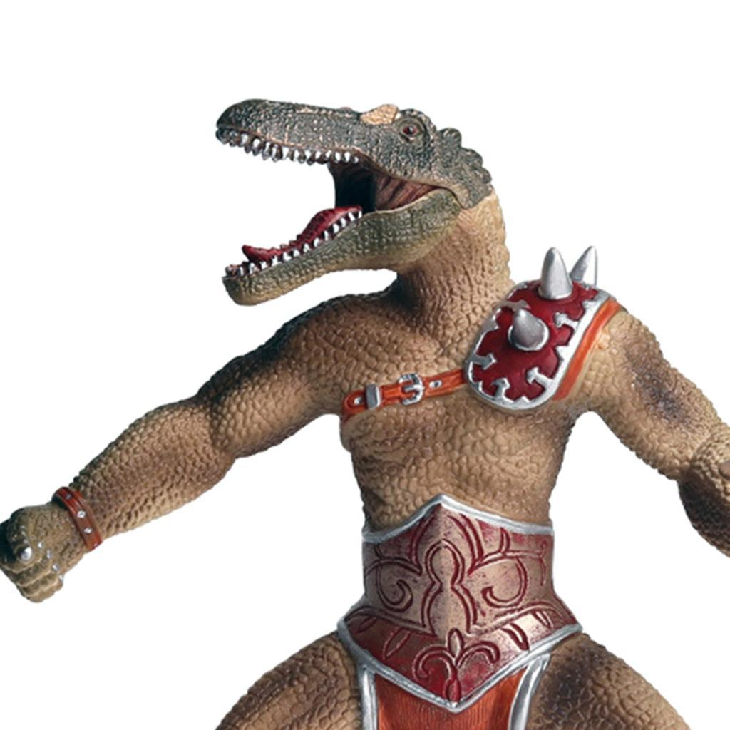 1x-Nanosaur-Model-Figure-Toys-Dinosaur-Soldier-Plastic-Children-Toy-Decor thumbnail 4