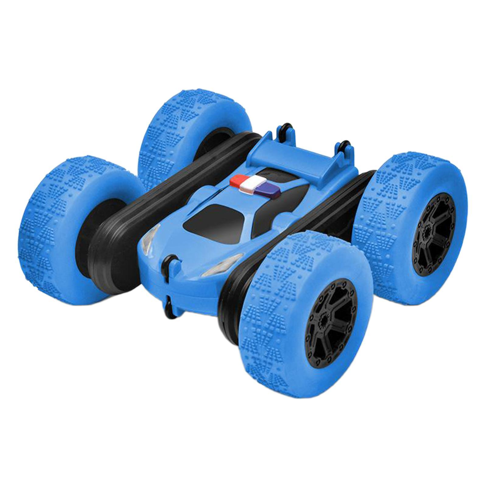 miniatura 51 - Telecomando Auto Stunt Car Giocattolo Per Bambini 2.4GHz di Controllo Remoto