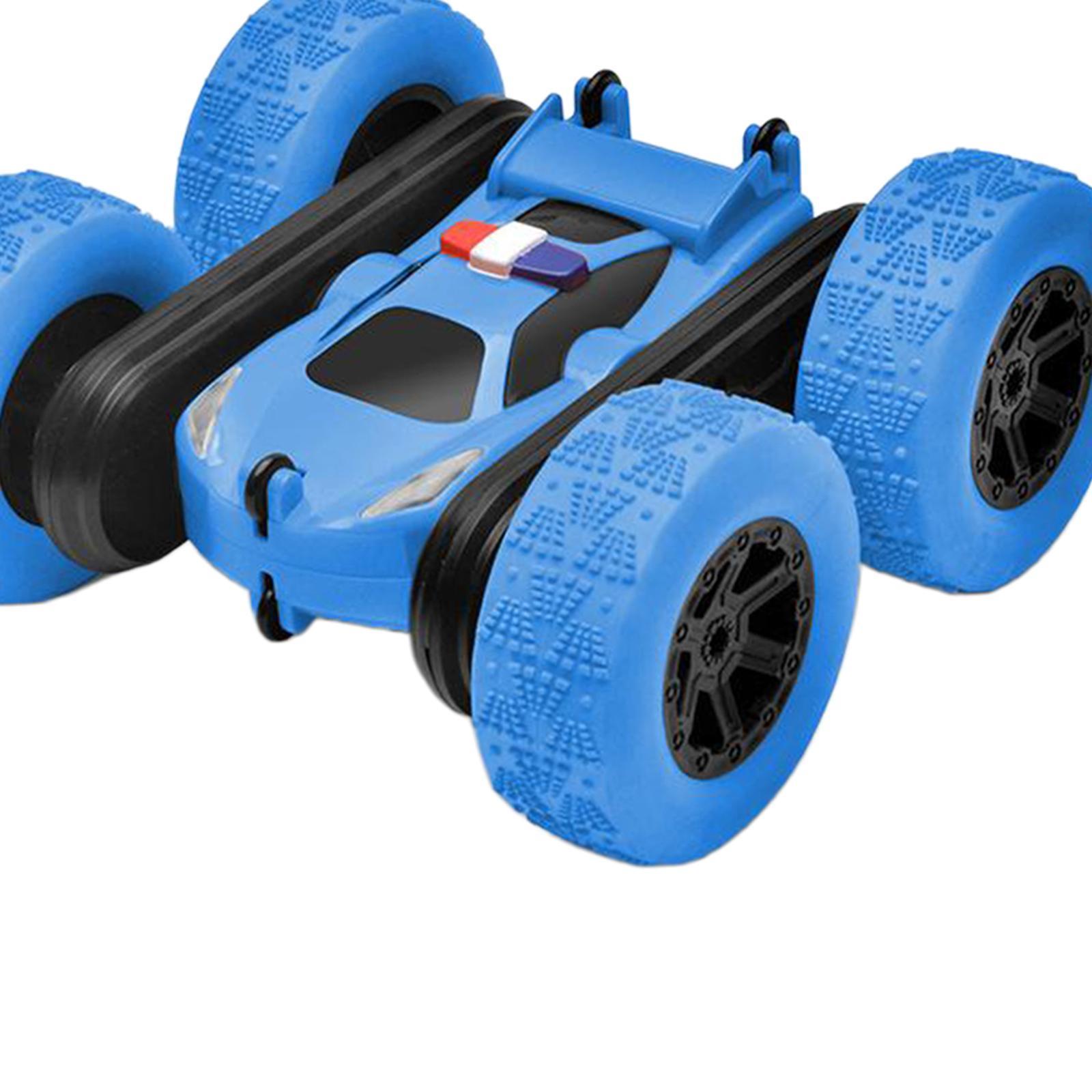 miniatura 49 - Telecomando Auto Stunt Car Giocattolo Per Bambini 2.4GHz di Controllo Remoto