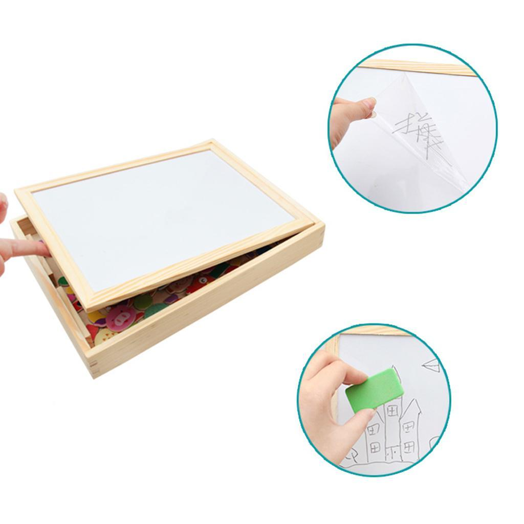 thumbnail 12 - Educational Magnetic Drawing Board 3D Puzzles Drawing Toys Halloween Gift