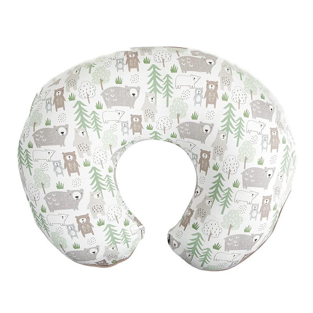 miniatura 22 - Fodera per cuscino per allattamento Federa per cuscino per allattamento al