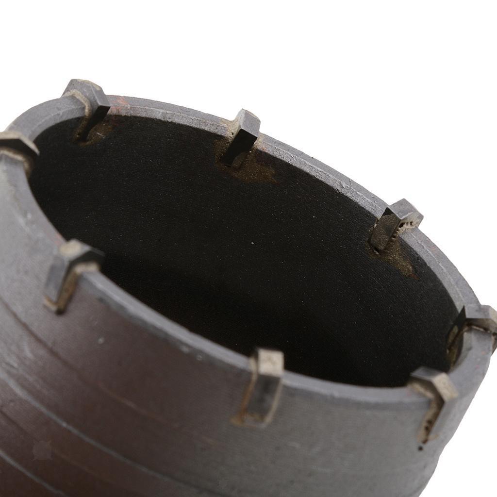 Punta-Trapano-Fresa-A-Foro-In-Carburo-Per-Calcestruzzo-Mattoni-Cemento miniatura 22