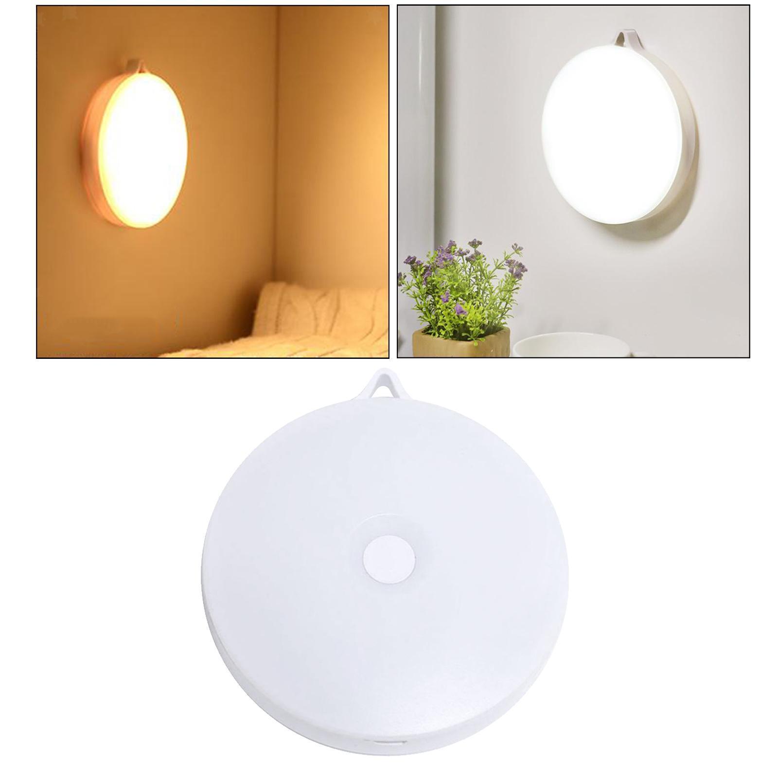 miniatura 10 - Luce notturna a LED per camera da letto ricaricabile USB per Hotel con sensore