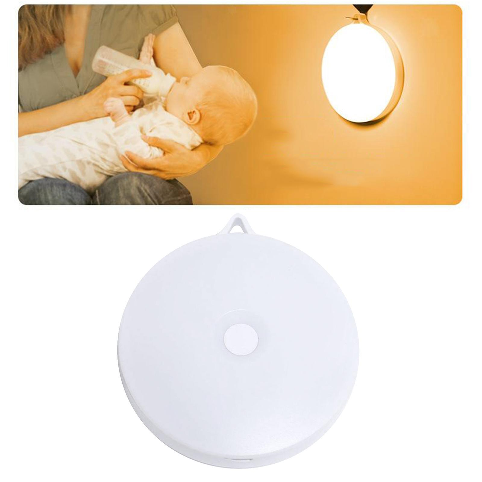 miniatura 6 - Luce notturna a LED per camera da letto ricaricabile USB per Hotel con sensore