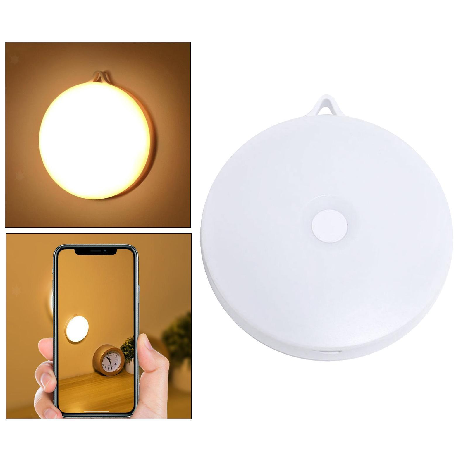 miniatura 13 - Luce notturna a LED per camera da letto ricaricabile USB per Hotel con sensore