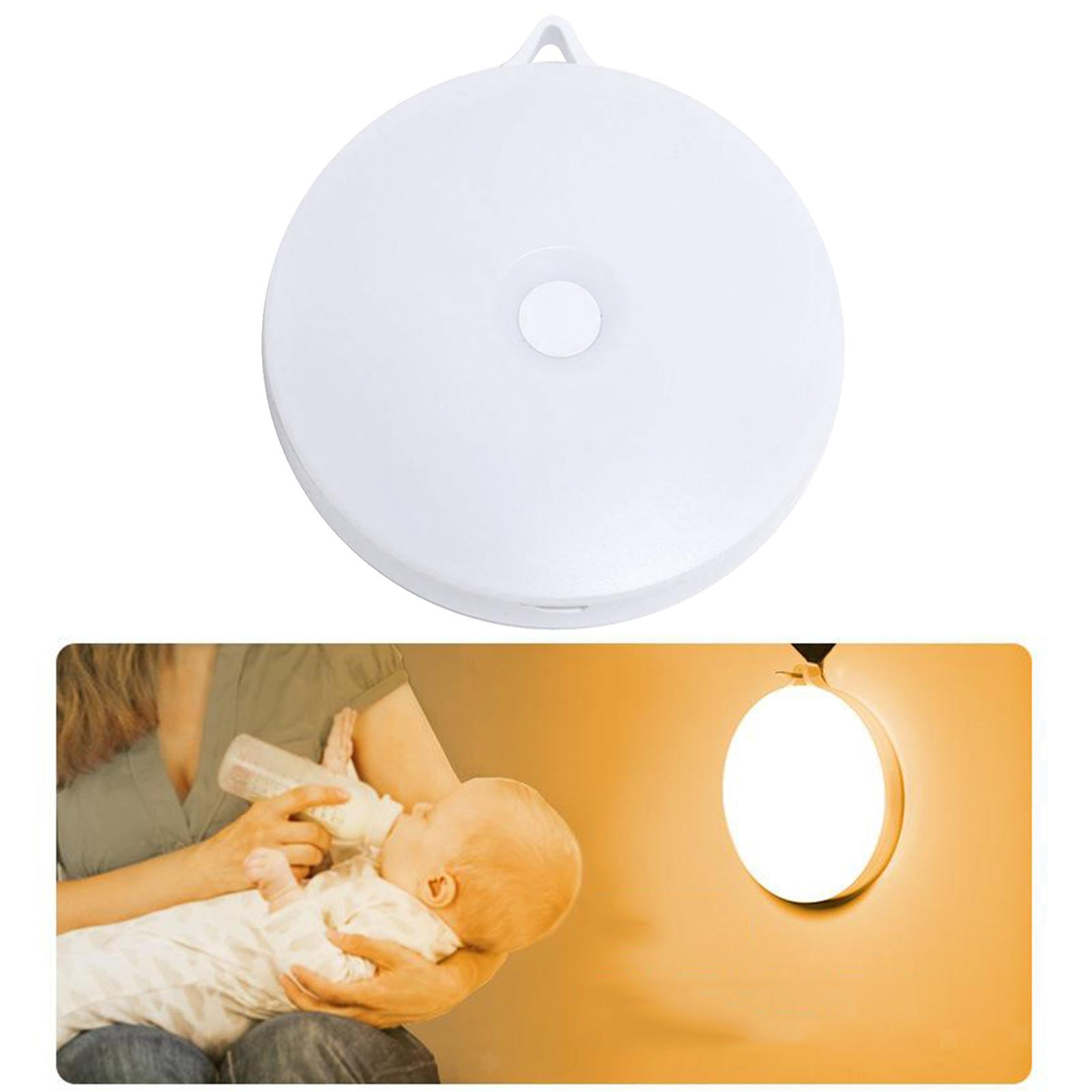 miniatura 5 - Luce notturna a LED per camera da letto ricaricabile USB per Hotel con sensore