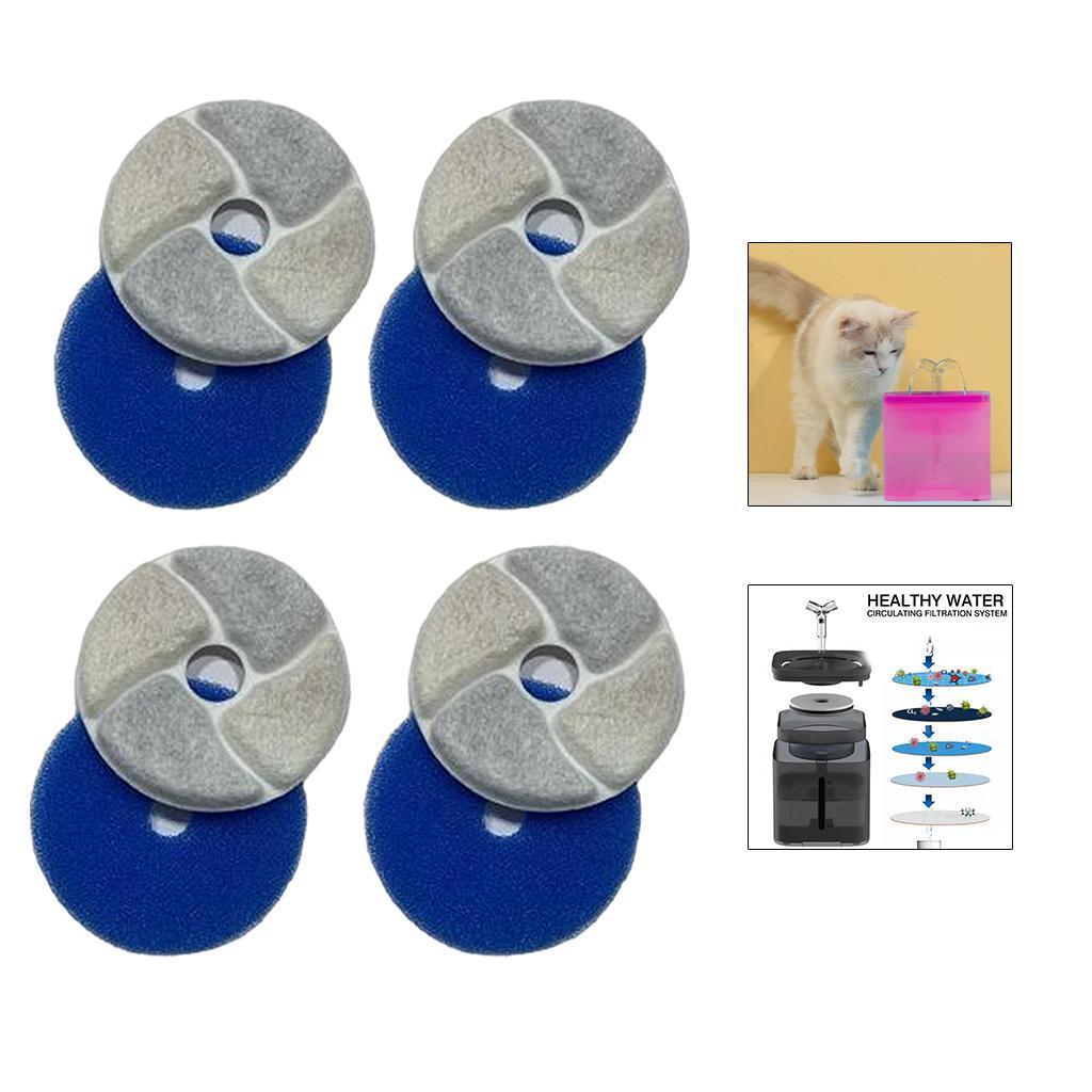 miniature 52 - 2L Chat Électrique Automatique Fontaine D'eau Potable Distributeur Bol USB
