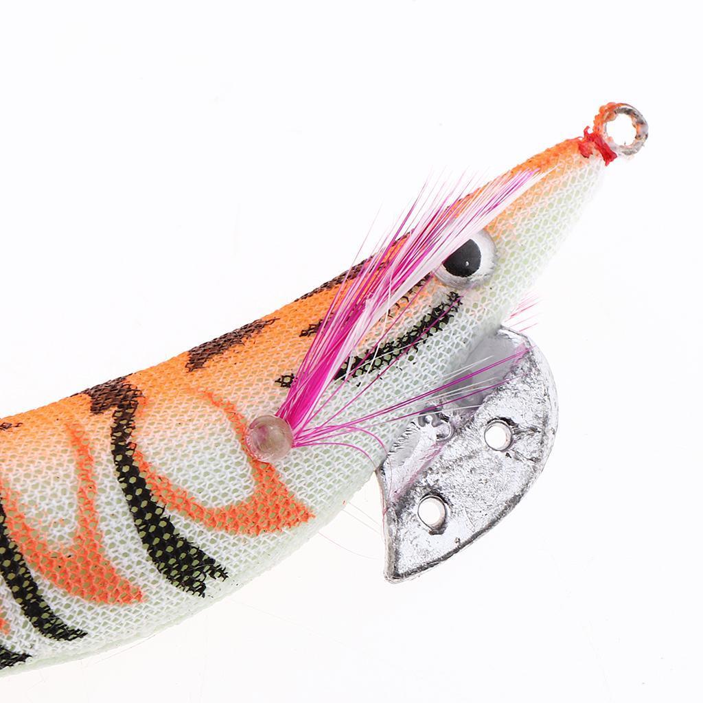 6 StüCke 10Cm Octopus Soft Lure Leuchtende Tinten Fisch Haken Angel KöDe D1I5 1X