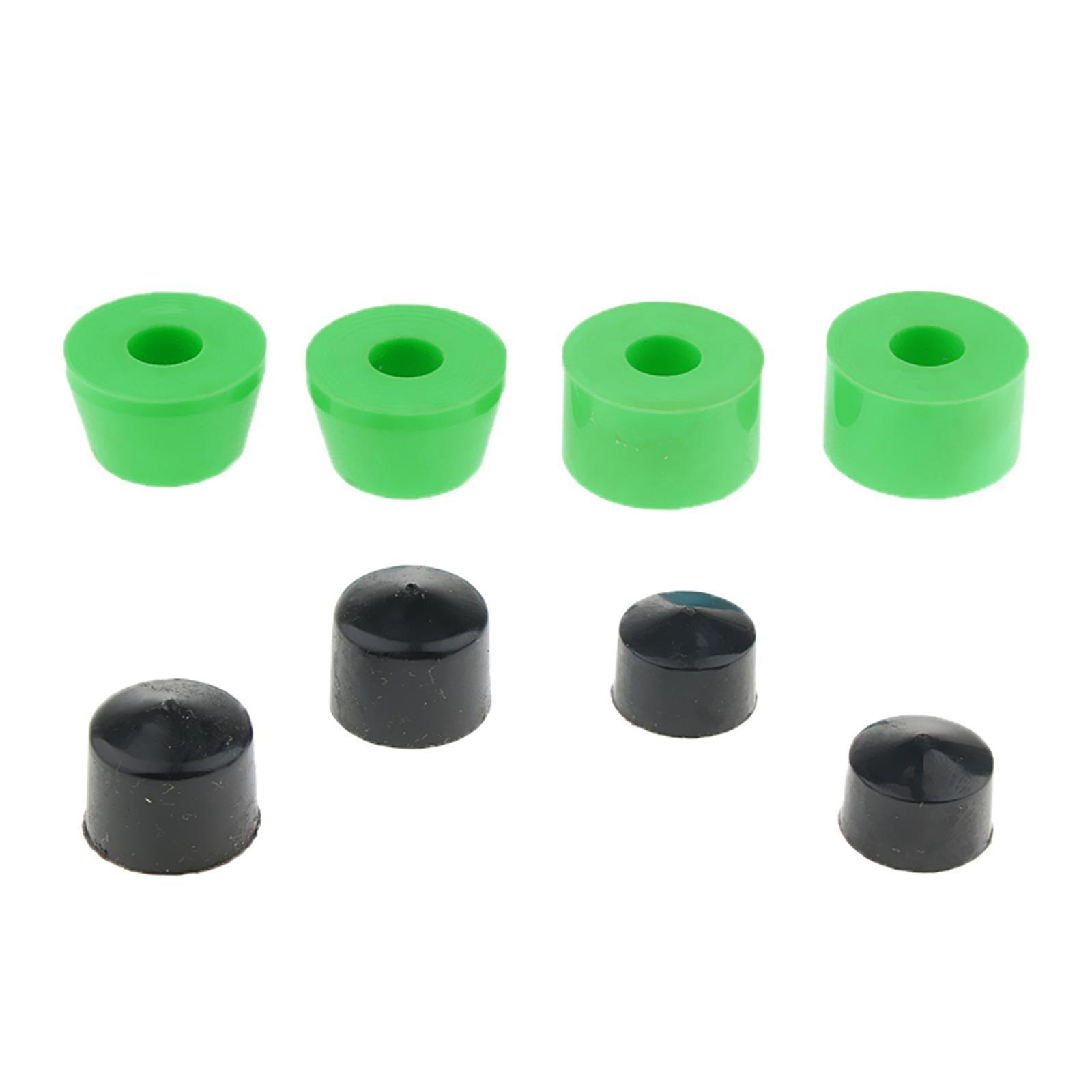 10-pezzi-di-boccole-per-skateboard-longboard-coniche-e-cilindro-con-set-di-tazze miniatura 3