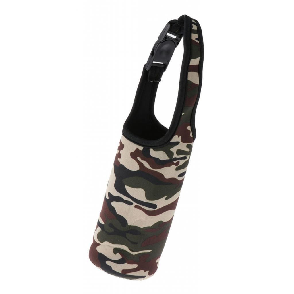 Porable Travel Water Bottle Holder Kettle Pouch Cup Sleeve Tumbler Carrier