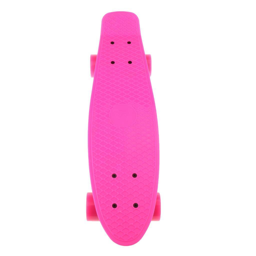 22-034-Cruiser-Skateboard-Longboard-Retro-Skateboard-per-bambini-Extreme-Sport miniatura 6