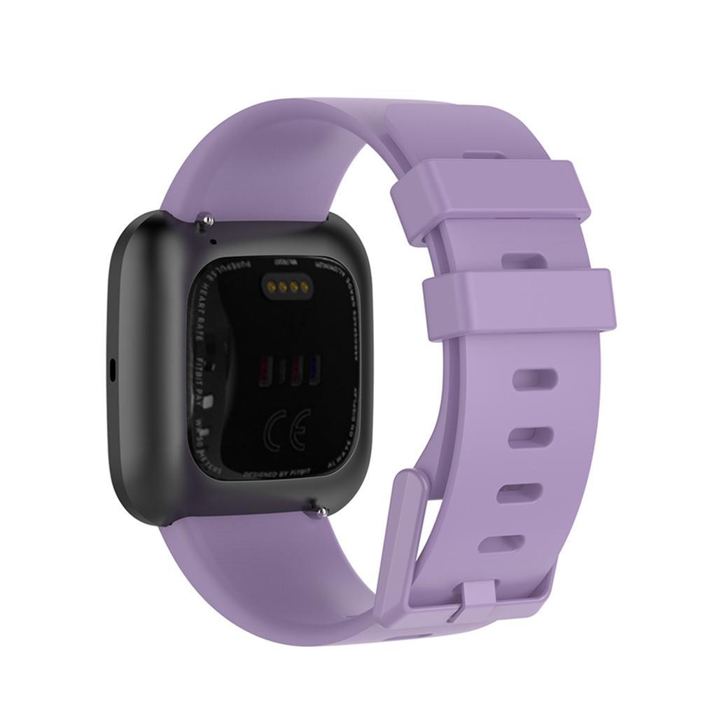 Watch-Strap-Wrist-Band-Rubber-Band-for-Vers-for-Vers-Lite-for-versa-2 thumbnail 21