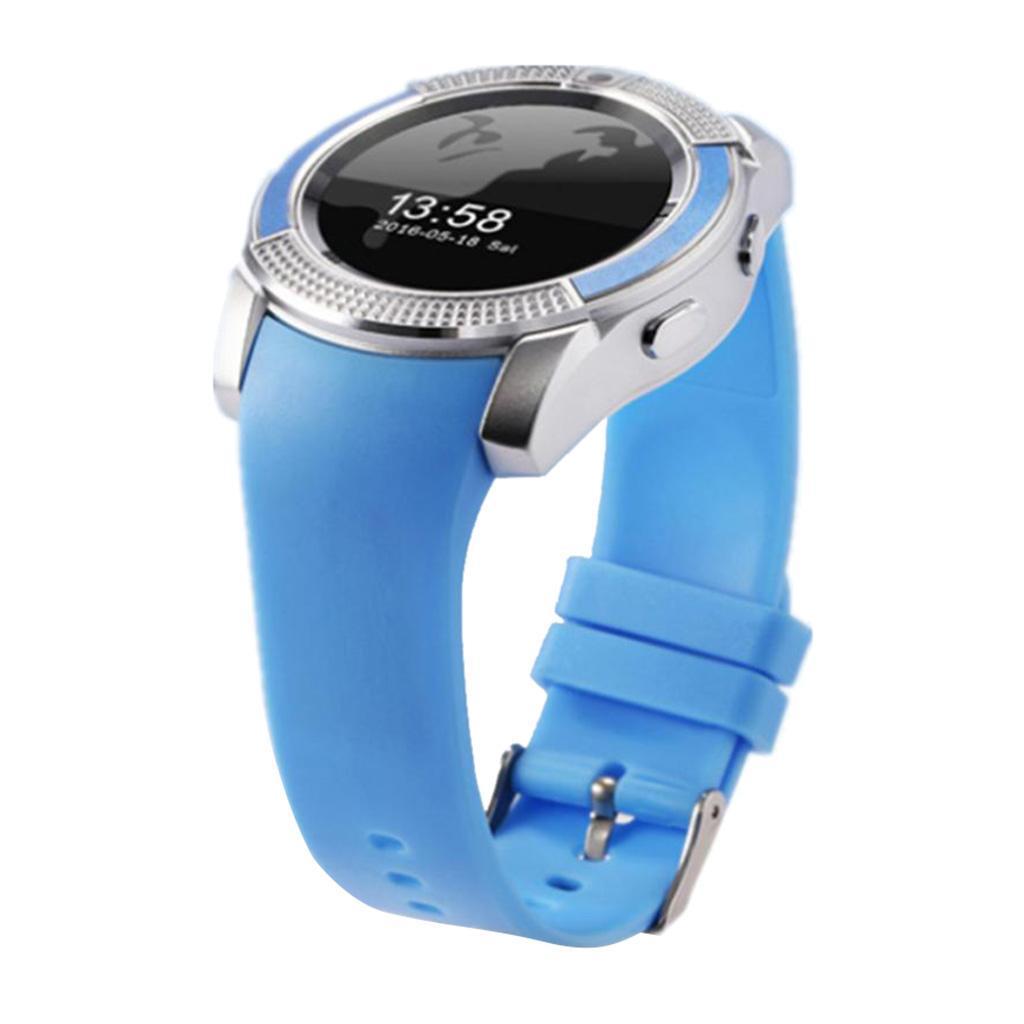 IP68 Smart Armband Pulsuhr Sportuhr mit Pulsmesser ...