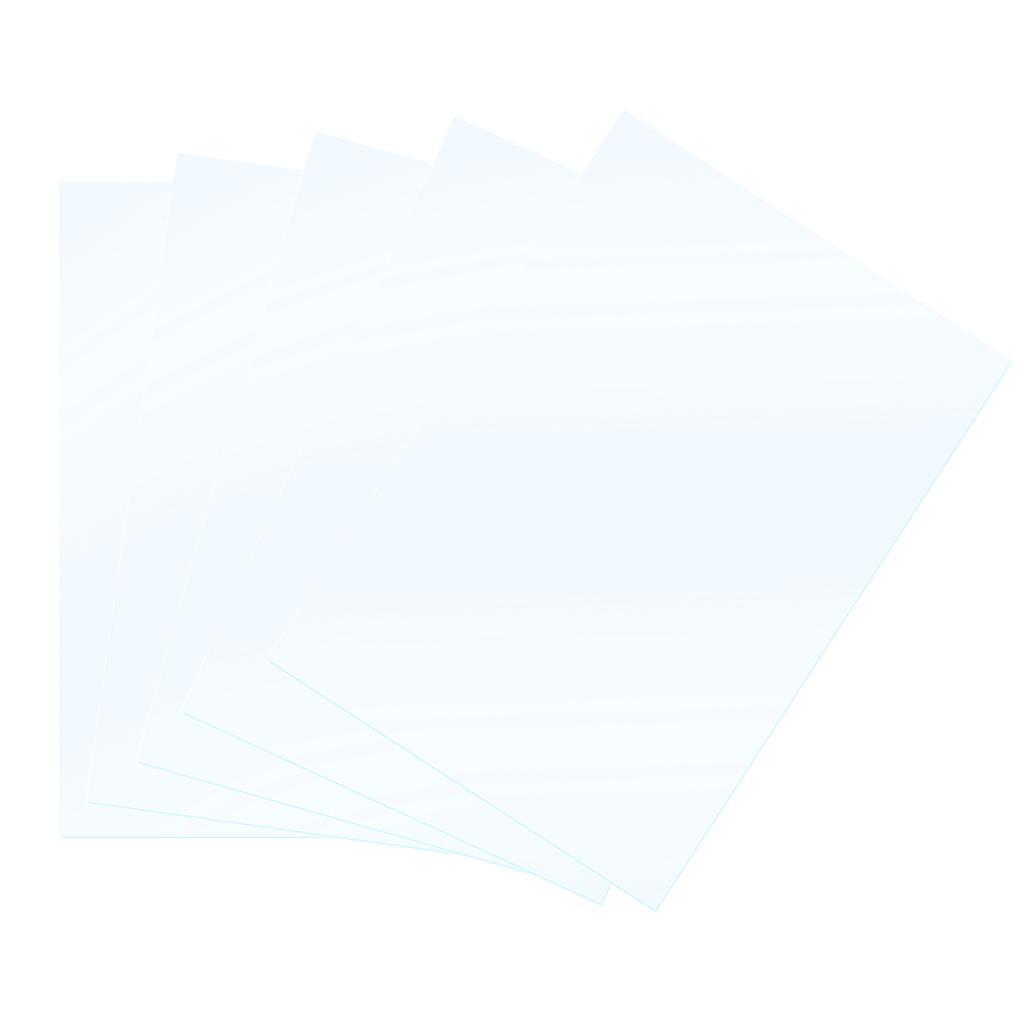 LCD SLA FEP Release Sheet 140x200mm Dicke 0,1mm Haltbares FEP für Harz
