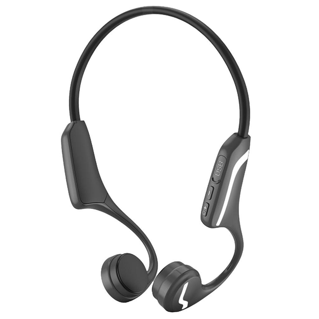 miniature 6 - Bluetooth os Conduction casque étanche musique écouteur oreille crochet