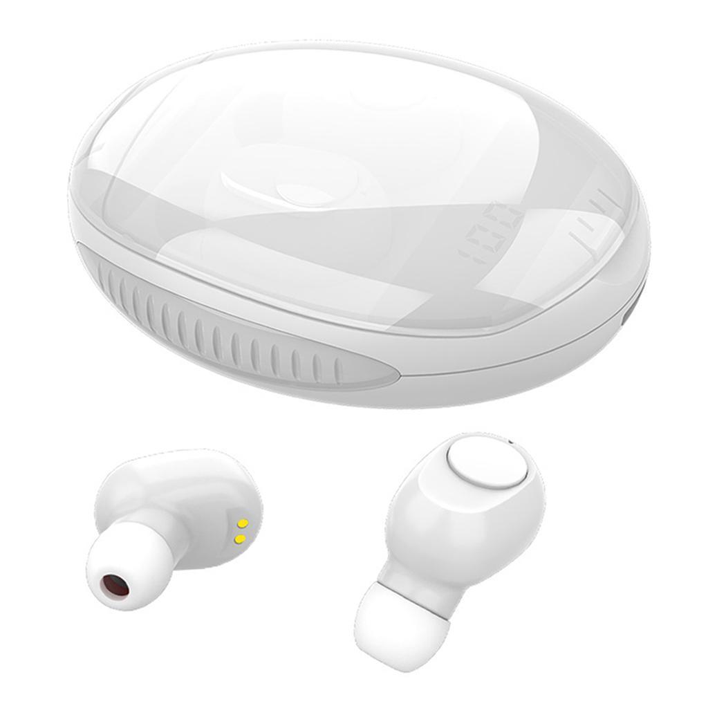 Bluetooth-5-0-Auricolari-Auricolari-Senza-Fili-TWS-Cuffie-in-Ear-w-Caso-di miniatura 25