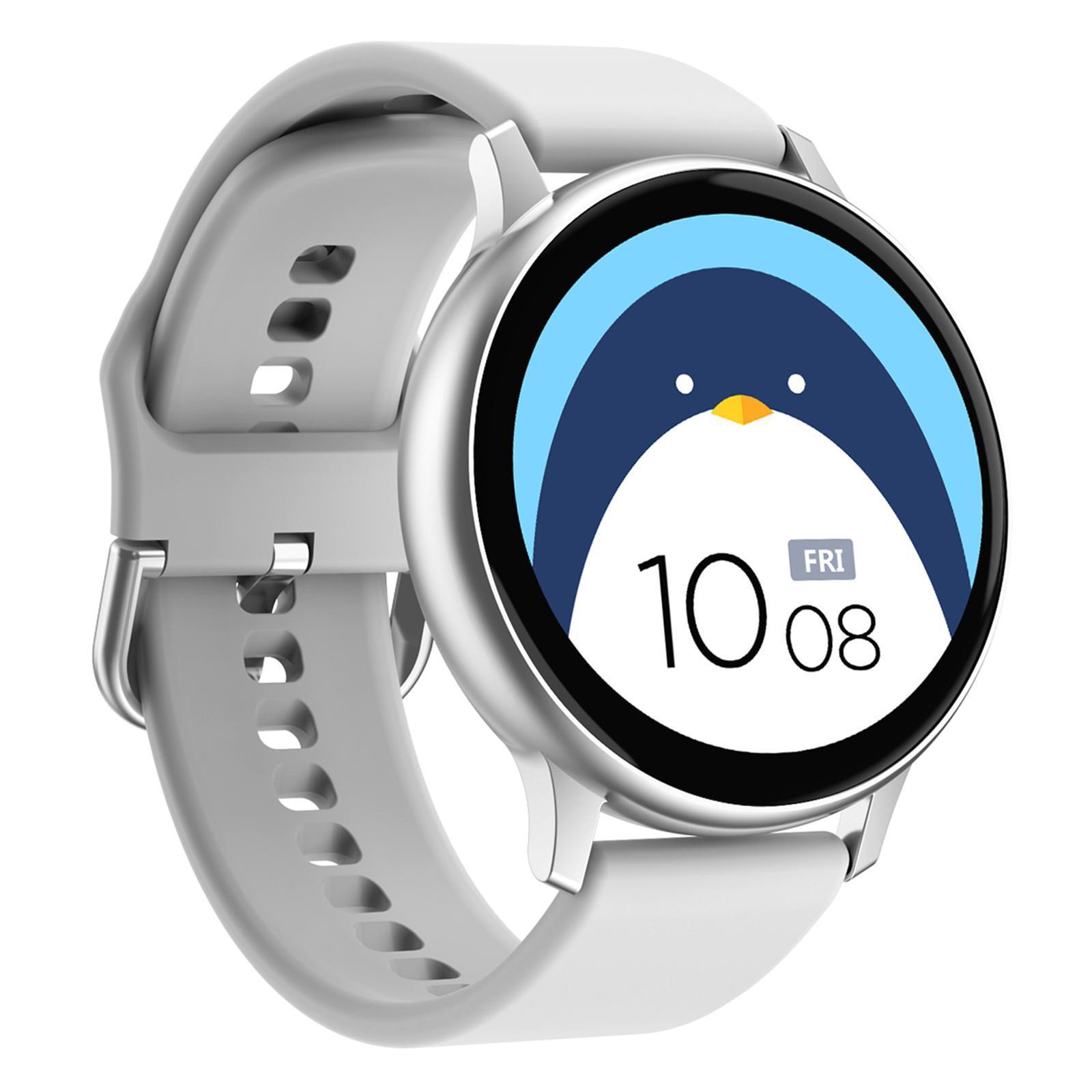 Indexbild 17 - Neue DT88 PRO Smart Uhr Herzfrequenz EKG Monitor Smartwatch für IOS Android