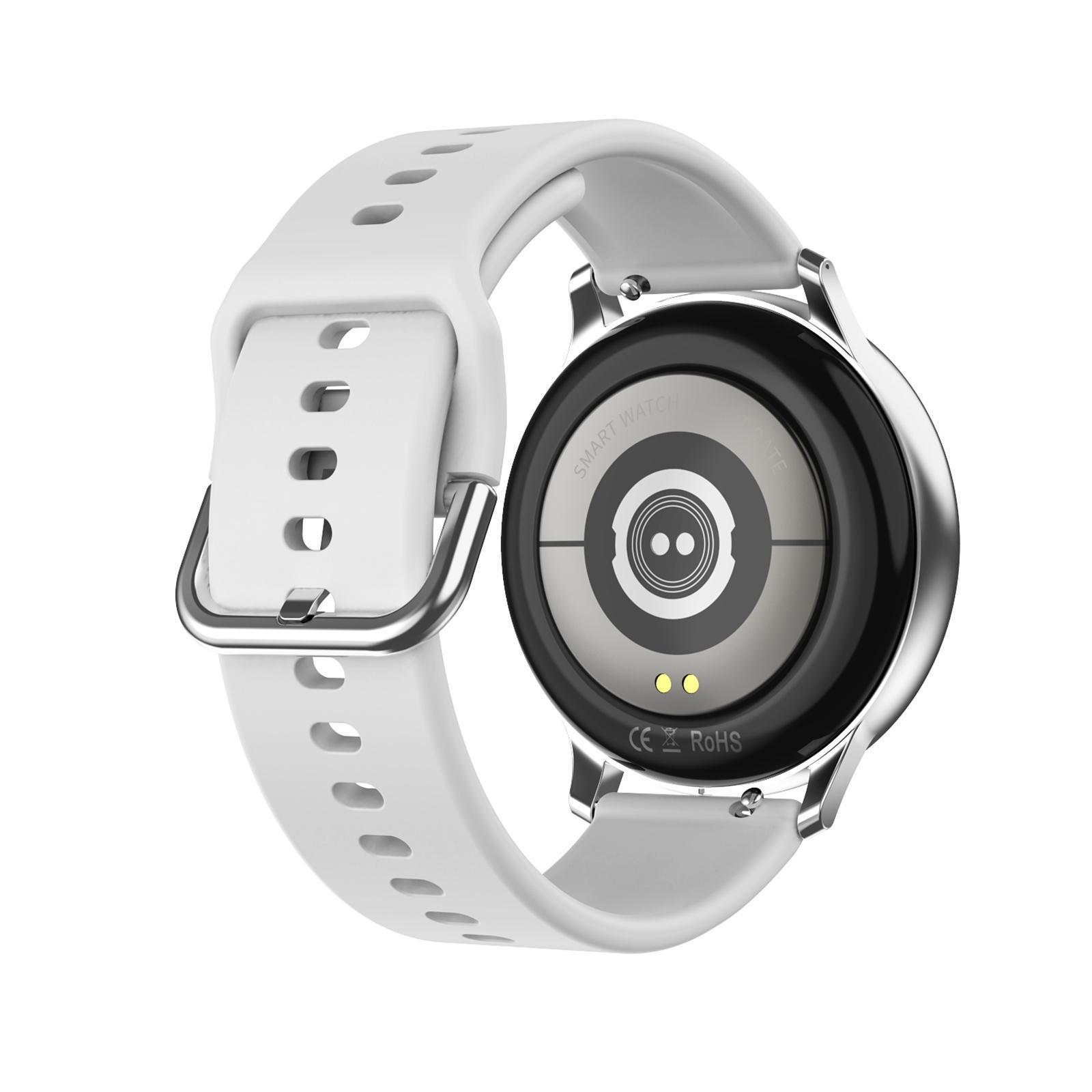 Indexbild 18 - Neue DT88 PRO Smart Uhr Herzfrequenz EKG Monitor Smartwatch für IOS Android