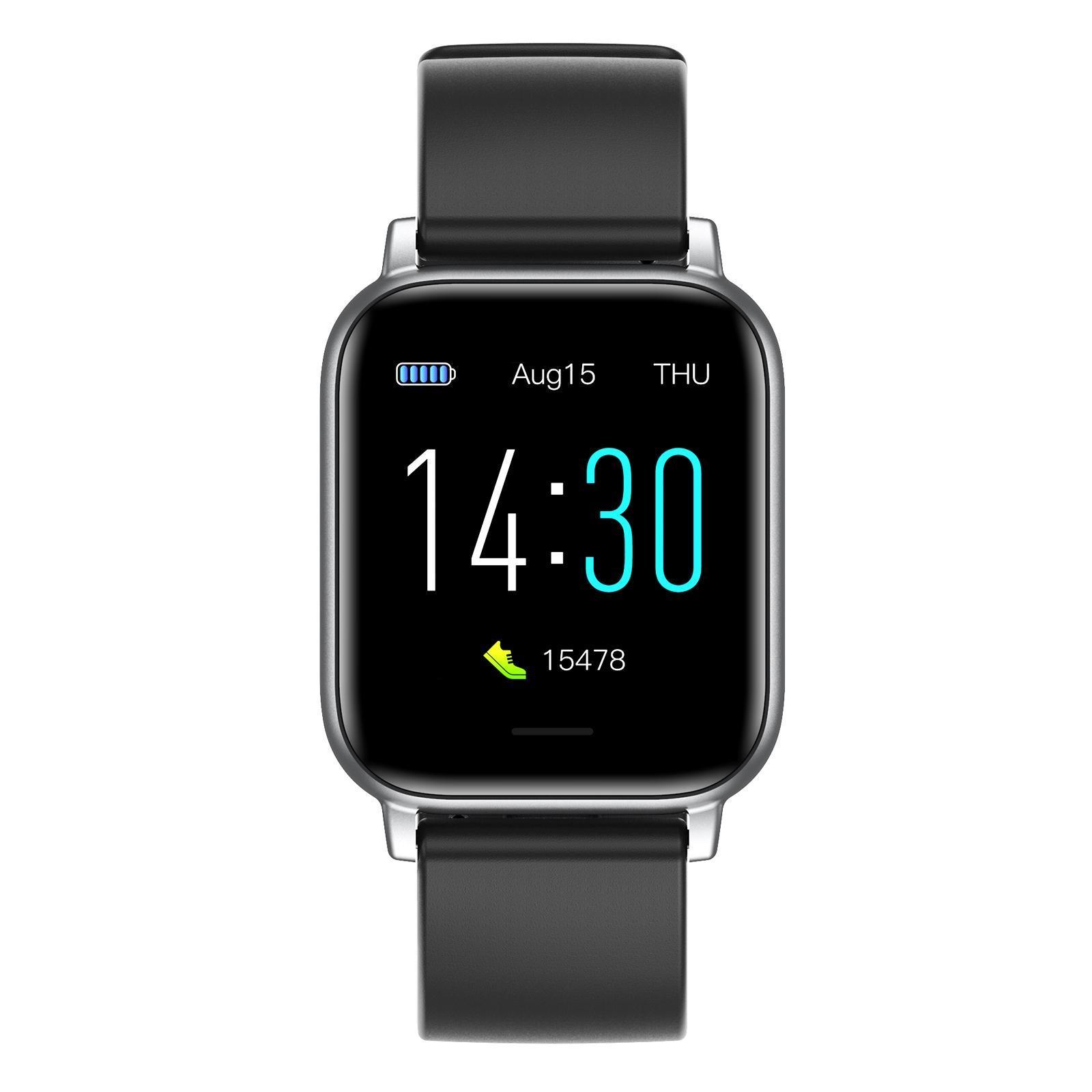 miniature 25 - 2021 NOUVEAU Bluetooth Fitness Tracker Smartwatch Sommeil Moniteur Étanche
