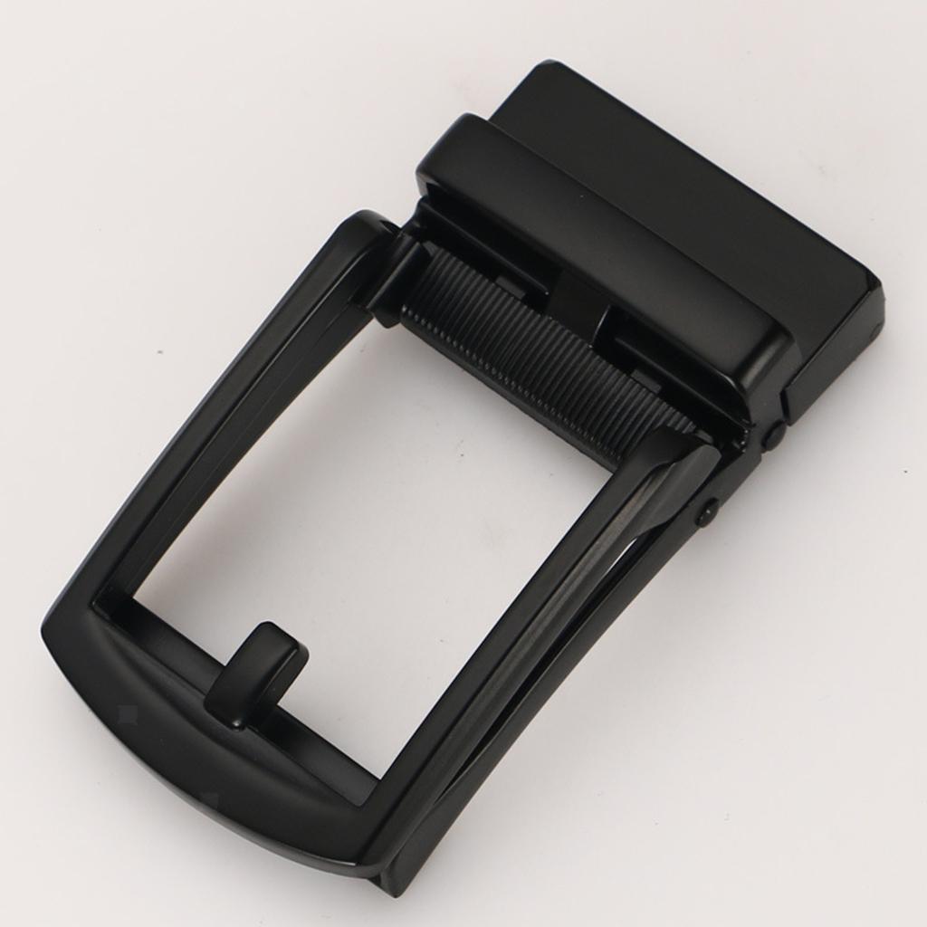 Remplacement-de-ceinture-en-cuir-a-cliquet-poli-par-metal-de-boucle-de miniature 5