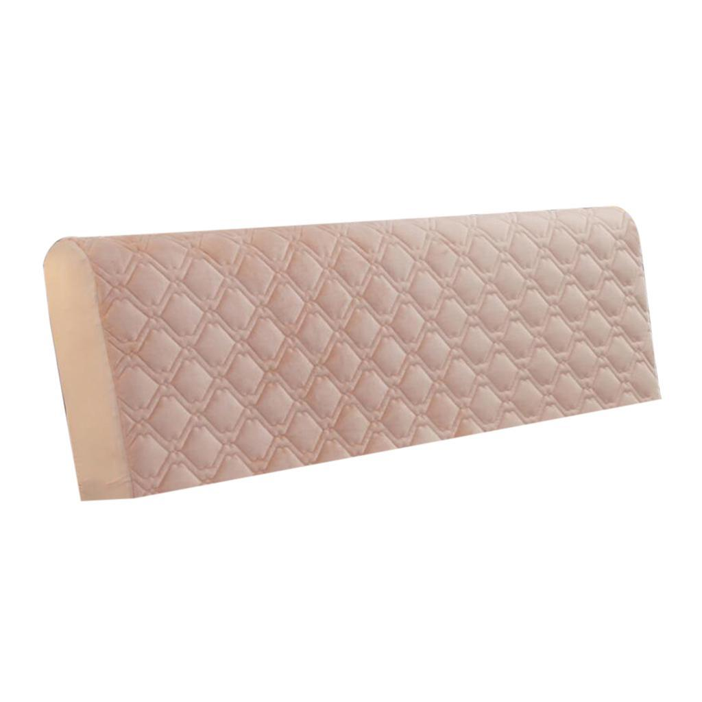 miniatura 3 - Copri-Testata-Letto-Protezione-da-Mobili-Fodera-Elastica-Antipolvere