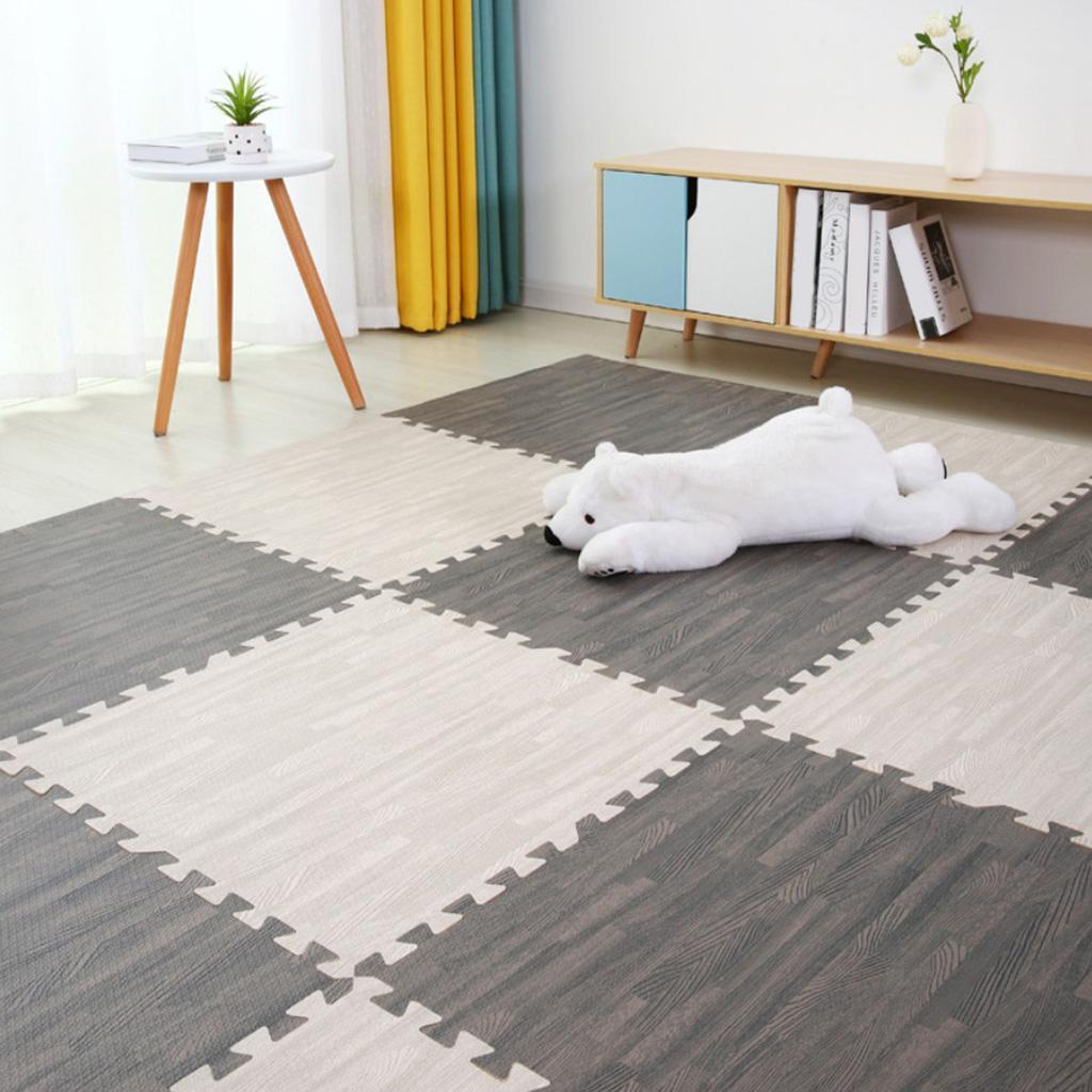 EVA Foam Mat Kids 30x30cm Play Interlocking Exercise Tiles Floor Puzzle Mat