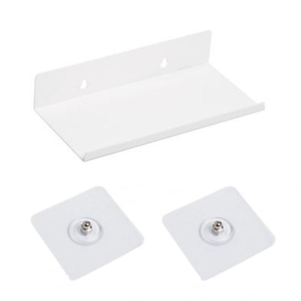miniatura 45 - Galleggiante A Parete Mensola Rack per la Casa Organizzatore Cucina Bagno