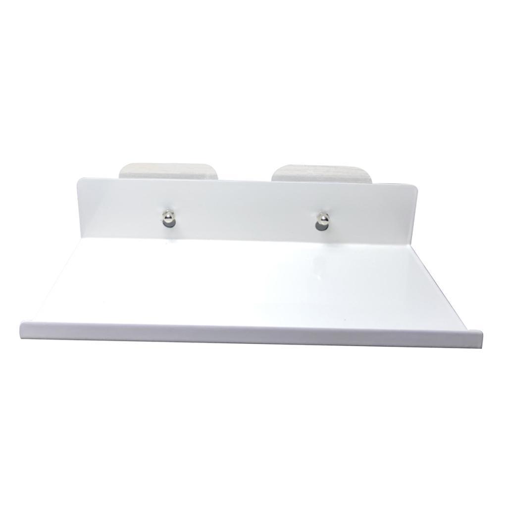 miniatura 36 - Durevole In Acciaio Al Carbonio Mensola Mobile Rack per la Casa