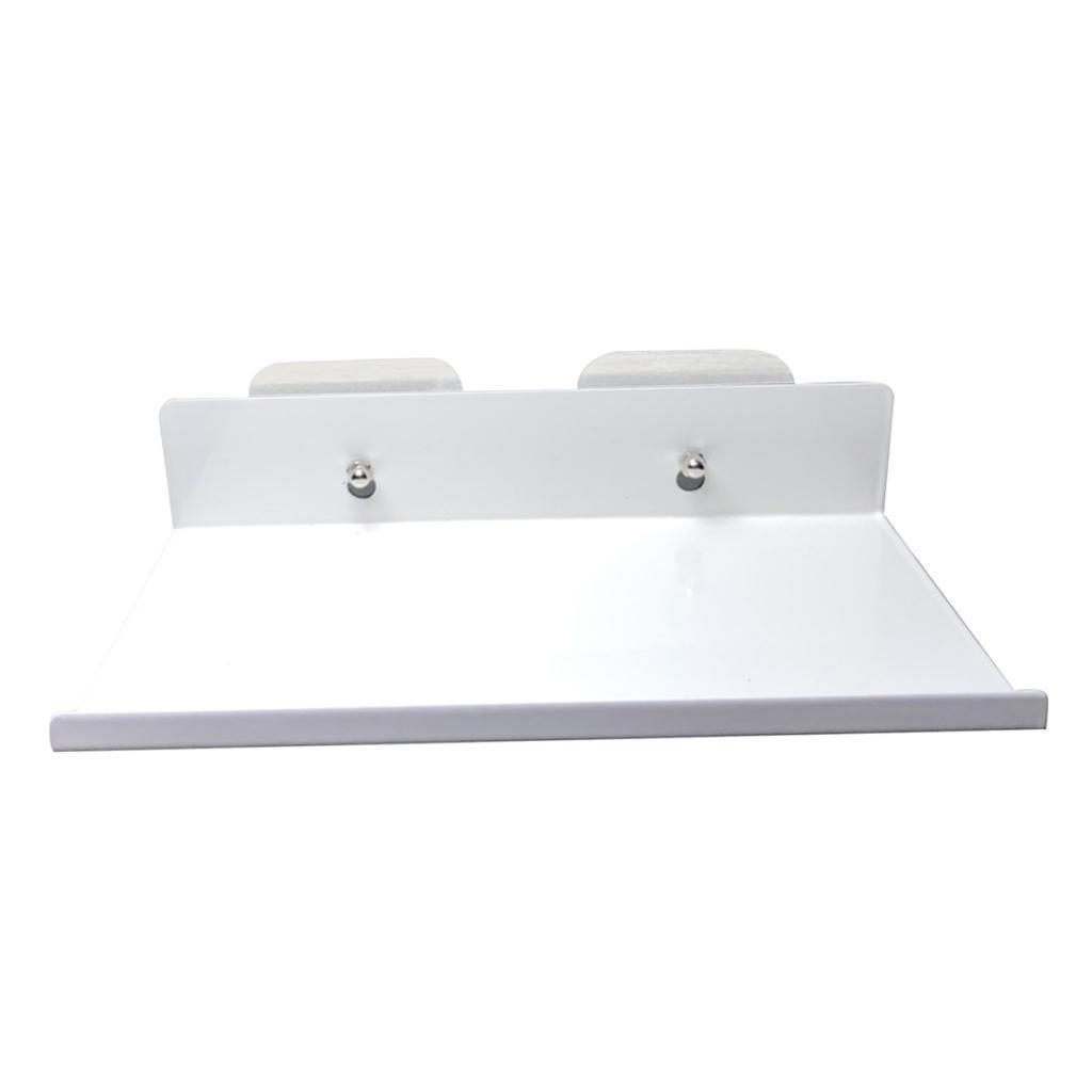 miniatura 42 - Durevole In Acciaio Al Carbonio Mensola Mobile Rack per la Casa